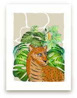 Tropical Leo by Nikita Jariwala