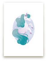 One of a Kind Unicorn by Sam Dubeau