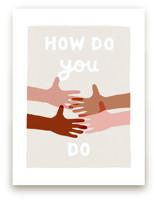 How Do You Do? by Francesca Iannaccone