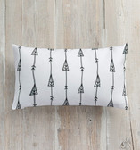 arrow woodland Pillows