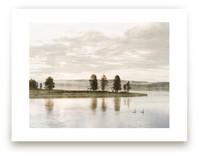 Misty Lake 2 by Kamala Nahas