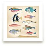 Colorful Fish No.1