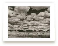 Storm Clouds by Ann Gardner
