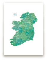 Ireland - The Counties by Debb W