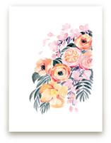 Danette watercolor bouquet