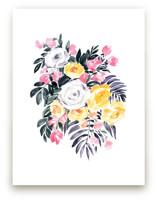 Harriet watercolor bouquet