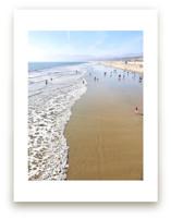 Santa Monica Beach 1 by Jan Kessel