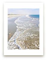 Santa Monica Beach 3 by Jan Kessel