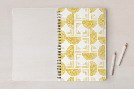 Labyrinth Pattern Notebooks