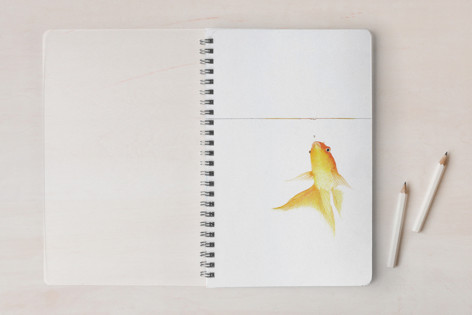 the casual carp Notebooks