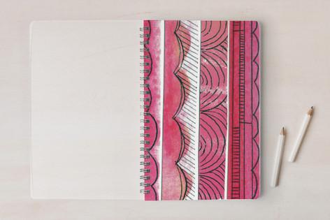 Summer Blush Notebooks