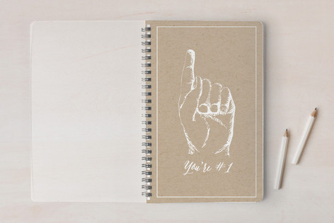 You're #1 Notes Notebooks