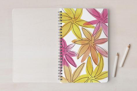 Summer's Flora Notebooks