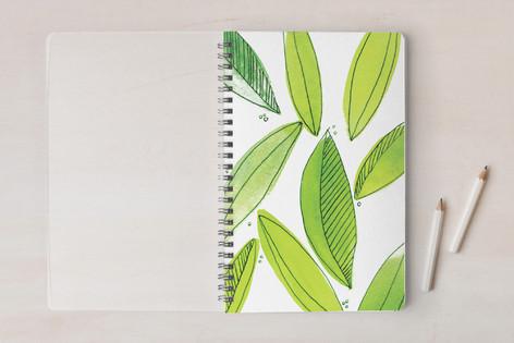 Summer's Fall Notebooks