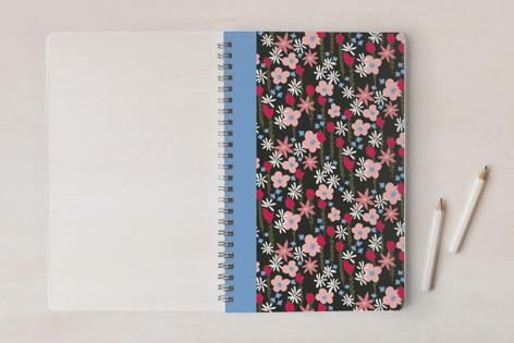 Dark Wildflowers Notebooks