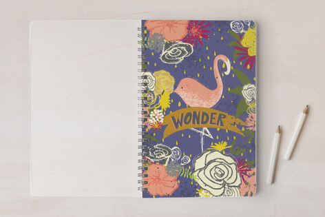 FLAMINGO SPIRIT ANIMAL Notebooks