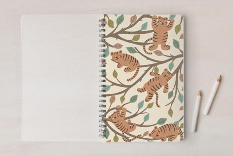 Tiger Jungle Notebooks