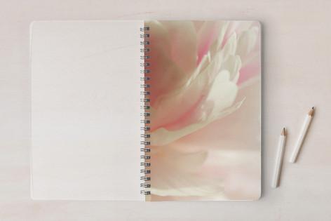 Peony Whispers Notebooks