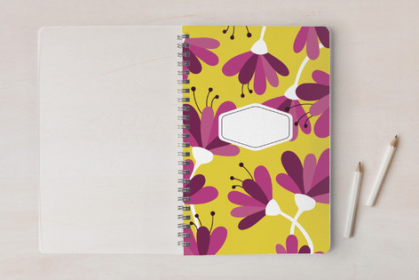 Ready-To-Bloom Notebooks
