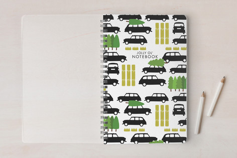 A Very British Christmas Notebooks