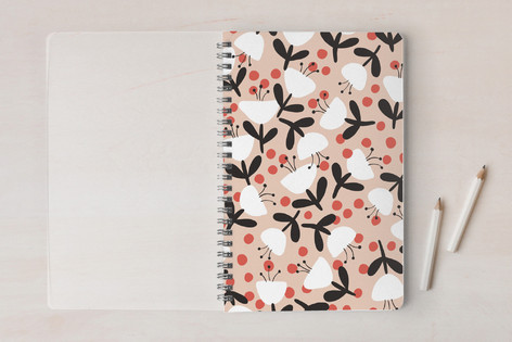 Whimsical Blossoms Notebooks