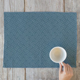 dotted saya Self Launch Placemats