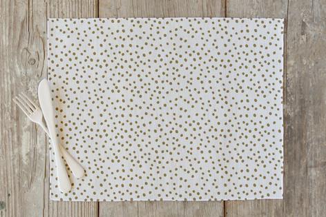 Delicate Dots-1 Self Launch Placemats