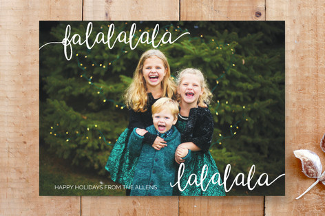 Falalalas Custom Stationery