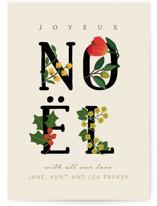 Noel Flowers by Faiths Designs
