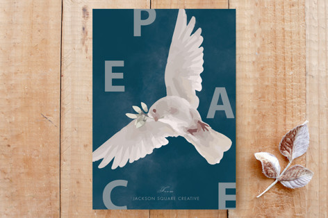 Peace Reign Custom Stationery