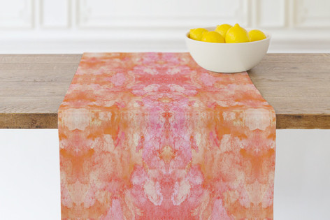 Simply Sorbet Self Launch Table runners