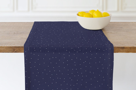 Winter Self Launch Table runners