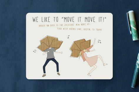 Move It Move It Moving Announcements