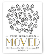 Neighborhood Moving Announcements