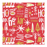 Be Merry Holiday Joy by karen chrysiliou