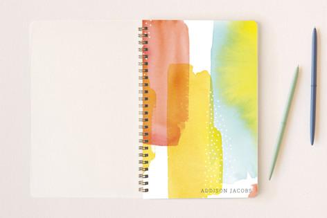 Modern Sunset Notebooks