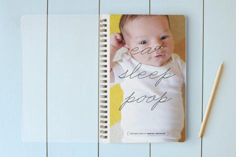 Eat Sleep Poop Notebooks