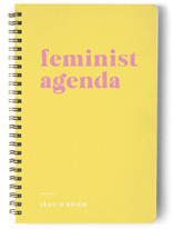Feminist Agenda by Erika Firm