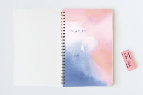 Blue taffy Notebooks