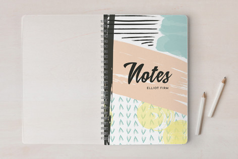 Abstract Watercolors Notebooks