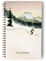 Downhill Skier by Shannon
