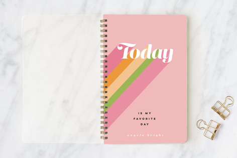 Today is my favorite day! Notebooks