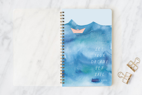 Paper Boat Notebooks