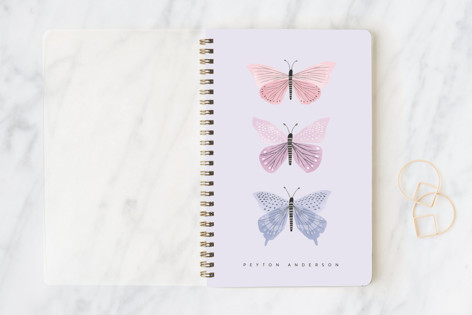 Butterfly Collection Notebooks