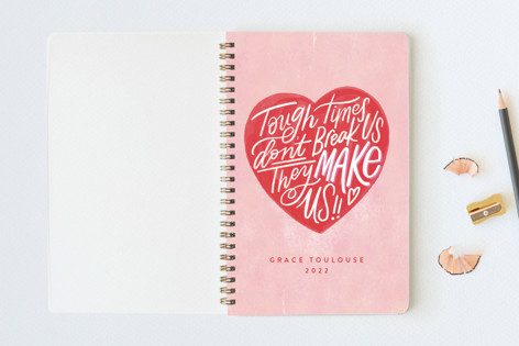 Tough Times Notebooks