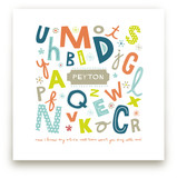 Alphabet Soup for Her by trbdesign