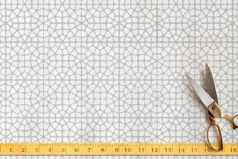 Moroccan Zillij Fabric