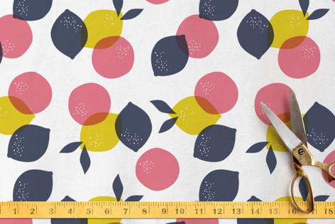 citrus daze Fabric