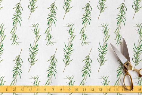 Simple Sprig Fabric