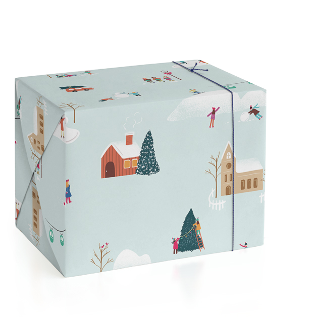 dolomiti Wrapping Paper